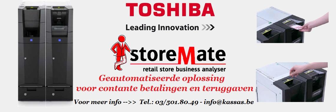 Toshiba Tec Paysystem