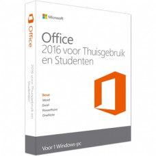 Microsoft Office Home and Student 2016 NL OEM PKC 1PC