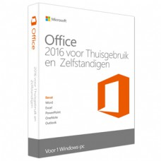 Microsoft Office Home and Business 2016 NL OEM PKC 1PC